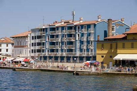 Hotel piran in piran slowenien for Design hotel slowenien