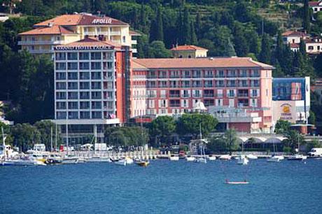 Grand hotel palace in portoroz slowenien for Wellness hotel slovenia