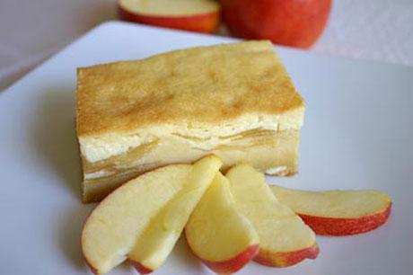 55PLUS Apfelkuchen