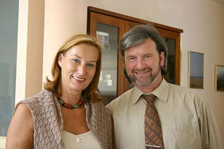 Gerti & Hermann Berghofer