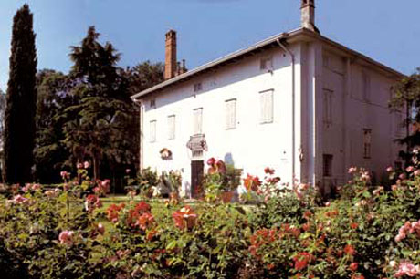 Villa di Blasig, Ronchi dei Legionari