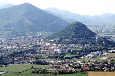 Foto CB-Studio Monselice: Monselice im Veneto
