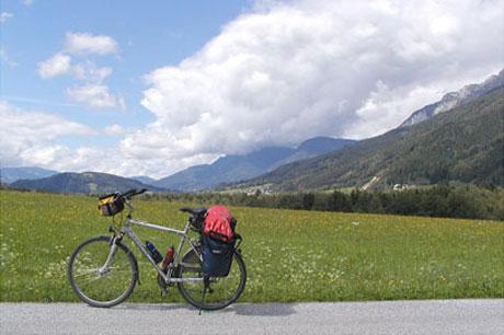55PLUS: Radfahren im Ennstal