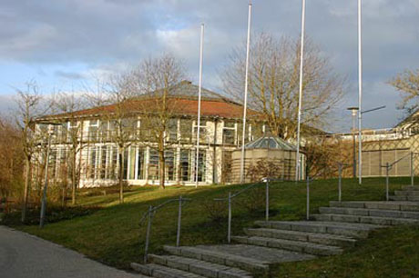 55PLUS Rottal-Terme, Gesundgarten - Gebäude