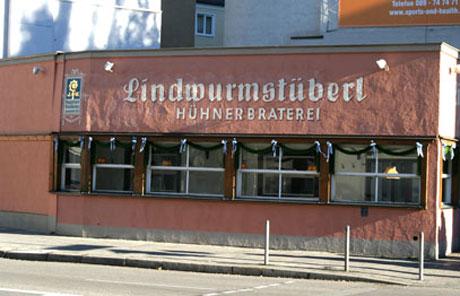 Gaststätte Lindwurmstüberl