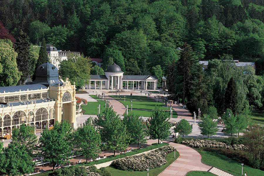 Marienbad Kur Und Spa Hotels