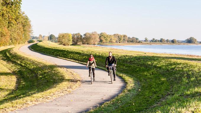 © Fotoarchiv Tourismusverband Prignitz / Markus Tiemann / Bad Wilsnack, DE - Elbradweg / Zum Vergrößern auf das Bild klicken