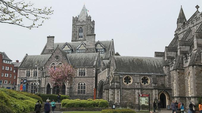 © Anita Arneitz und Matthias Eichinger / Dublin, Irland - Christ Church Cathedral_6 / Zum Vergrößern auf das Bild klicken