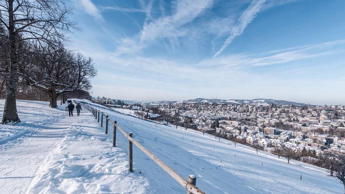 © www.mySwitzerland.com / St. Gallen, CH - Drei Weieren am Freudenberg / Zum Vergrößern auf das Bild klicken