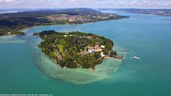 © Mainau GmbH/Deutsche Zentrale für Tourismus e.V. / Insel Mainau im Bodensee / Zum Vergrößern auf das Bild klicken