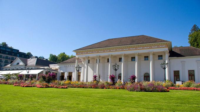 © Baden-Baden Kur & Tourismus GmbH / Kurhaus in Baden-Baden