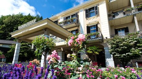 © ThermenResort Warmbad-Villach / Hotel Warmbaderhof in Warmbad Villach, Kärnten / Zum Vergrößern auf das Bild klicken