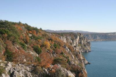 55PLUS: Rilkeweg im Herbst