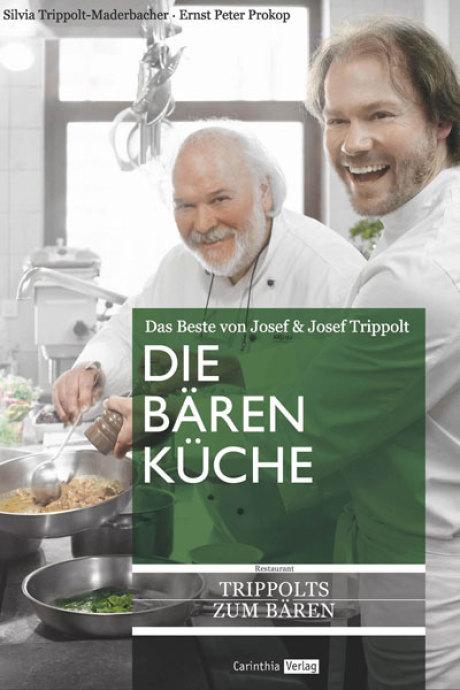 Carinthia Verlag / Buchcover: Die Bärenküche, Carinthia Verlag / Zum Vergrößern auf das Bild klicken