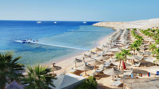 © Savoy-Group / Sharm el Sheikh, Ägypthen - Beach Savoy Luxury / Zum Vergrößern auf das Bild klicken
