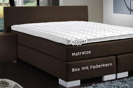 vorteile von boxspringbetten gegen ber herk mmlichen betten. Black Bedroom Furniture Sets. Home Design Ideas