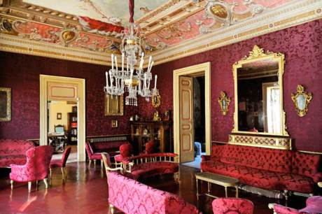 Foto: © Franco Cappellari / Palazzo Dimora del Prete di Belmonte