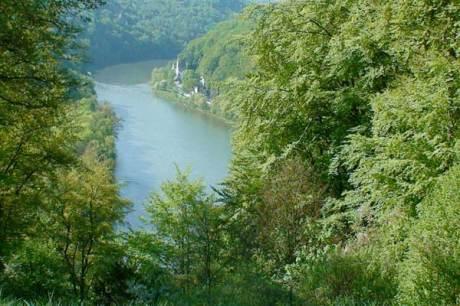 Donau bei Kelheim, DE