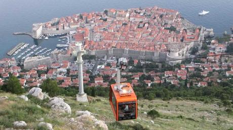 © 55PLUS Medien GmbH, Wien / Dubrovnik, Kroatien - mit CableCar