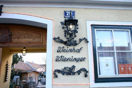 Weinbau Wieninger, Stammersdorf