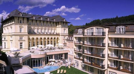 © Falkensteiner Hotels & Residences / Falkensteiner Grand Spa Marienbad, Tschechien