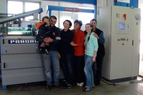 Olivenölproduktion - Familie Smilovic, Istrien, Kroatien