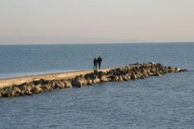 55PLUS: Grado, am Strand