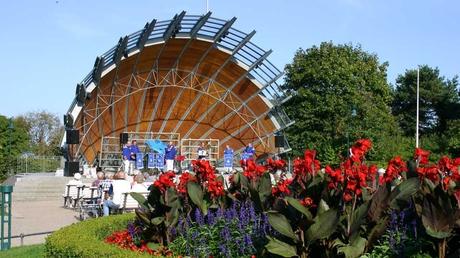 © 55PLUS Medien GmbH, Wien / Heringsdorf, Usedom - Musikpavillon