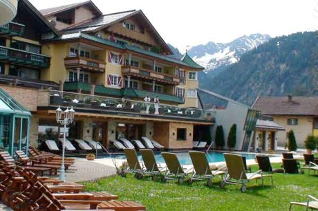 Wellness hotel engel im tannheimer tal tirol for Designhotel tannheimer tal