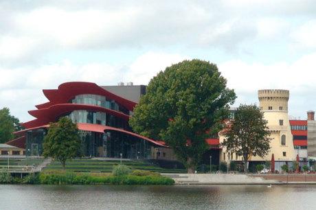 Ristorante Il Teatro, Potsdam - Mühle mit Theater
