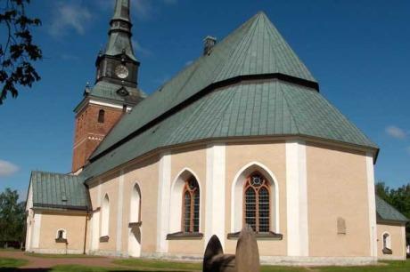Mora, Schweden - Kirche