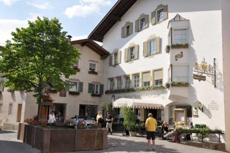 Posthotel Lamm in Kastelruth, Südtirol