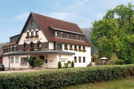Landgasthof-Hotel Krone in Sindringen, Deutschland