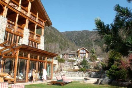 Naturhotel Lüsnerhof, Lüsen in Südtirol