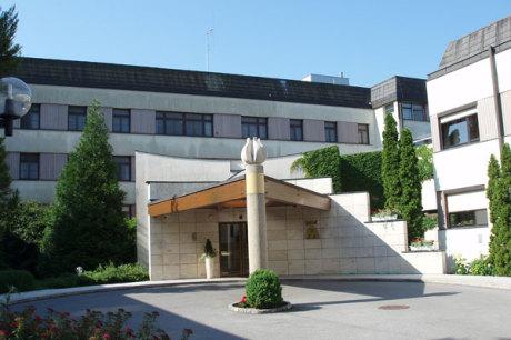 Marienkron, Burgenland - Eingang