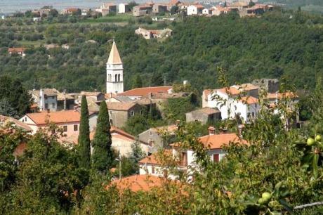 Kroatien - typische Ortschaft