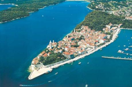 Rab, Kroatien