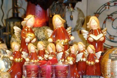 Wiener Christkindlmarkt, Rathausplatz - Weihnachtsengel