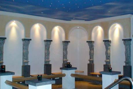 Lindner Parkhotel & Therme Bad Griesbach, Sauna- & Entspannungsbereich