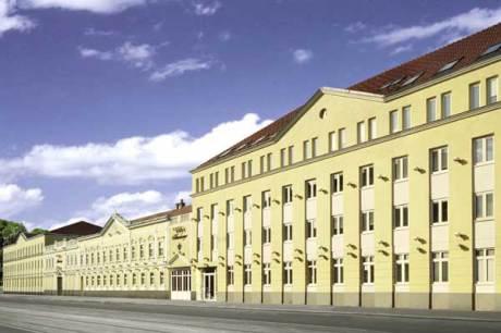 Wein- und Sektkellerei Schlumberger, Wien / Zum Vergrößern auf das Bild klicken