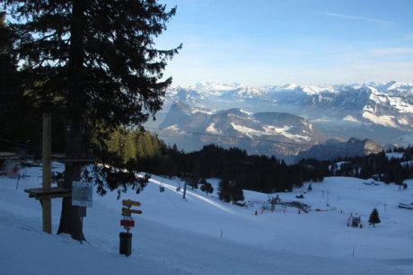 Rodeln zentralschweiz