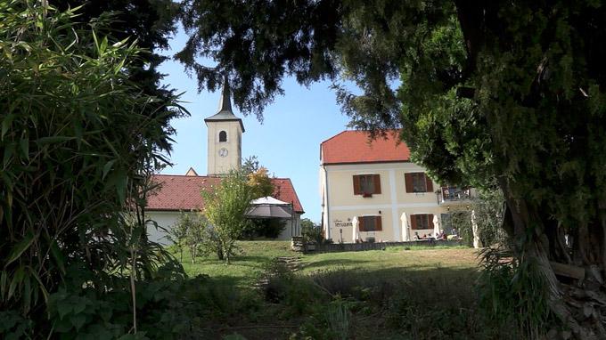55PLUS Medien GmbH / Hotel Chateau Jeruzalem, Slowenien / Zum Vergrößern auf das Bild klicken