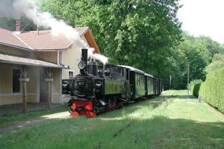 Steyrtal Museumsbahn, OÖ - Schnauferl