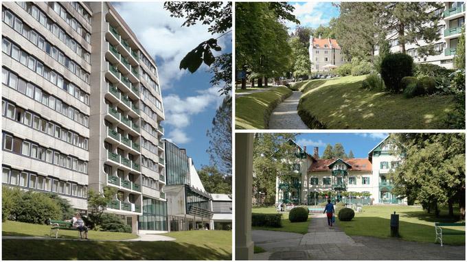 55PLUS Medien GmbH / Terme Dobrna - Hotels im Überblick / Zum Vergrößern auf das Bild klicken