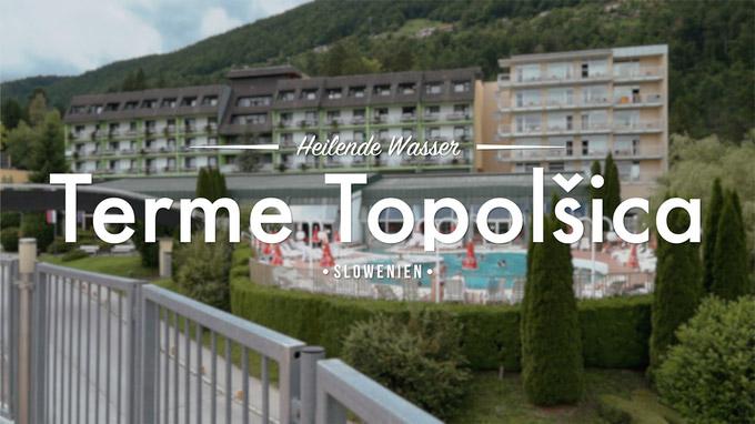 55PLUS Medien GmbH / Sujetbild der Terme Topolšica / Zum Vergrößern auf das Bild klicken