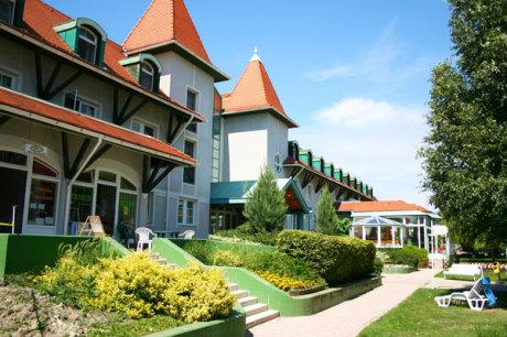 © Thermal Hotel Mosonmagyaróvár / Thermal Hotel Mosonmagyaróvár, Ungarn - Rückseite