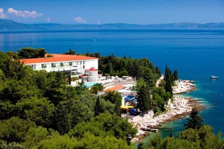 © Valamar Hotels & Resorts Ltd. / Hotel & Casa Valamar Sanfior in Rabac, Kroatien / Zum Vergrößern auf das Bild klicken