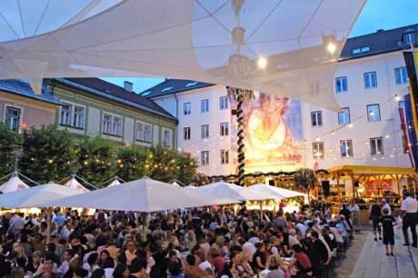 © Verein Villacher Kirchtag / Villacher Kirchtag am Rathausplatz