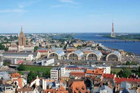 Zentralmarkt in Riga, Lettland Foto: © Live Riga
