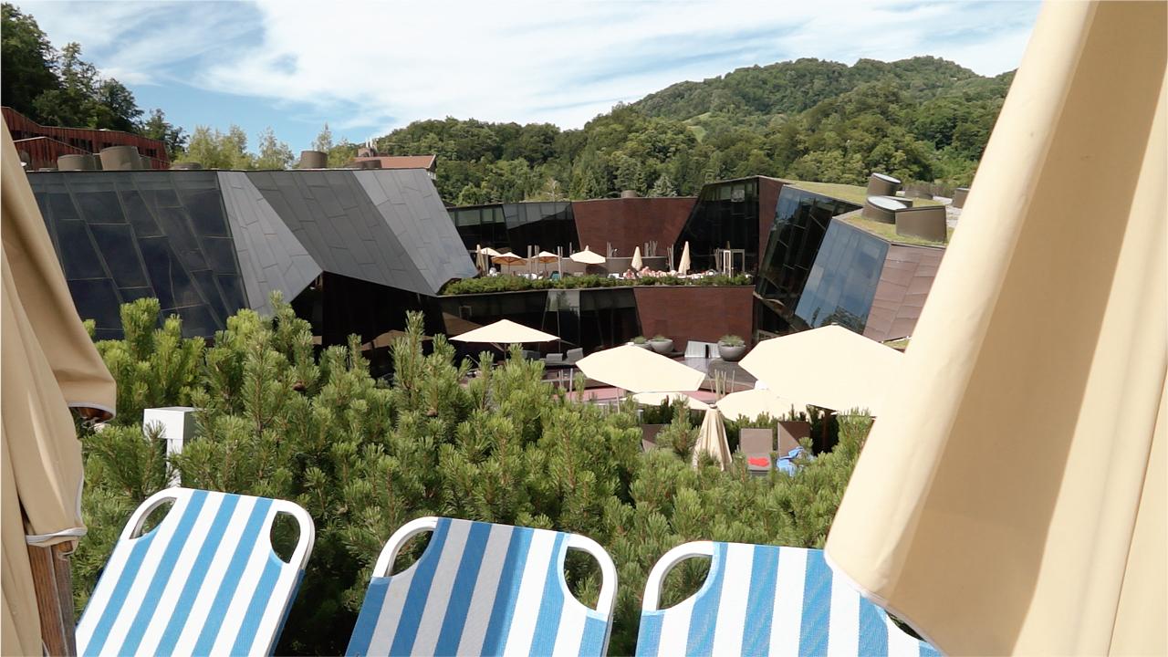 Terme olimia slowenien for Design hotel slowenien
